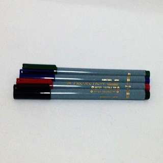 Water Soluble Projector Pens