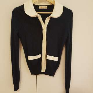 Alannah Hill she's a lady cardigan sz 10