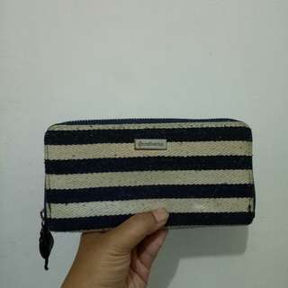 Stradivarius Stripes Wallet