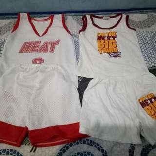 Cavaliers&heat Terno