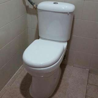 New Toilet Bowl(BARON) Replacement🚽🚽👍
