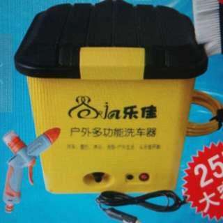 車載高壓電動洗車器25升