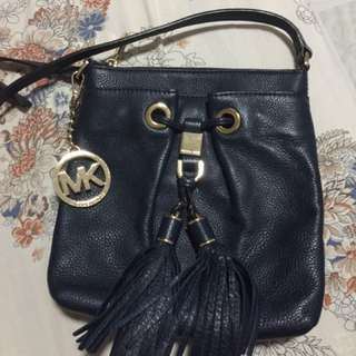 Michael Kors Leather Sling Bag
