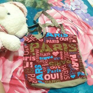 Totebag Paris
