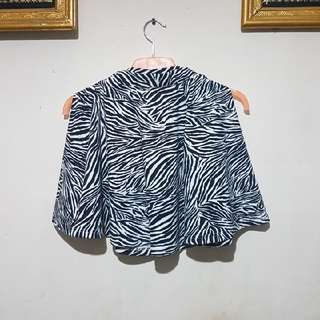 Skirt Cotton On Zebra