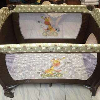 Pierro Crib/Playpen