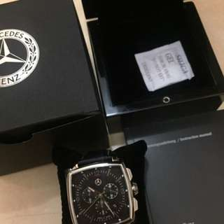 Jam tangan Mercedes Benz Original 100%