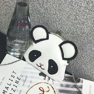 D1664 Panda Mini    Tas Import    Tas Fashion    Tas Batam    destyannis    Dazzling Tabby