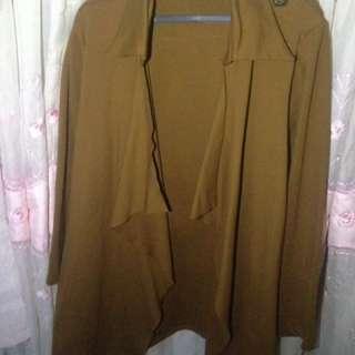 Korean type coat