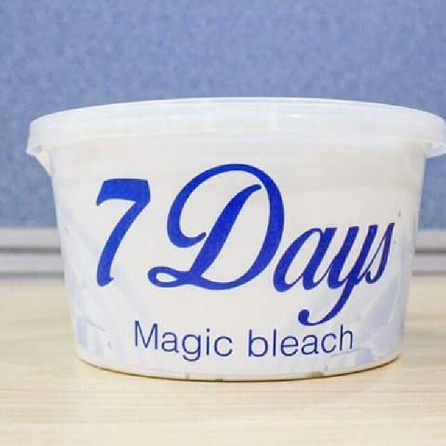 7 Days Magic Bleach