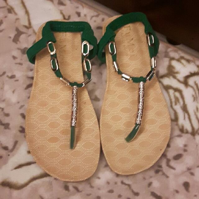羅馬 波西米雅 涼鞋