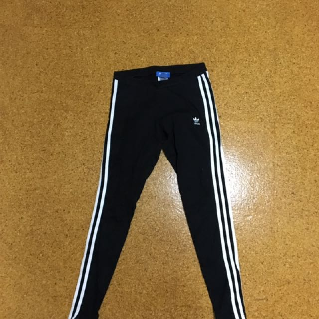 ADDIDAS LEGGINGS SIZE 10