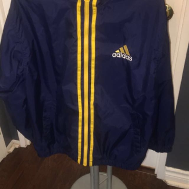 Adidas jacket / windbreaker *PRICE DROP*
