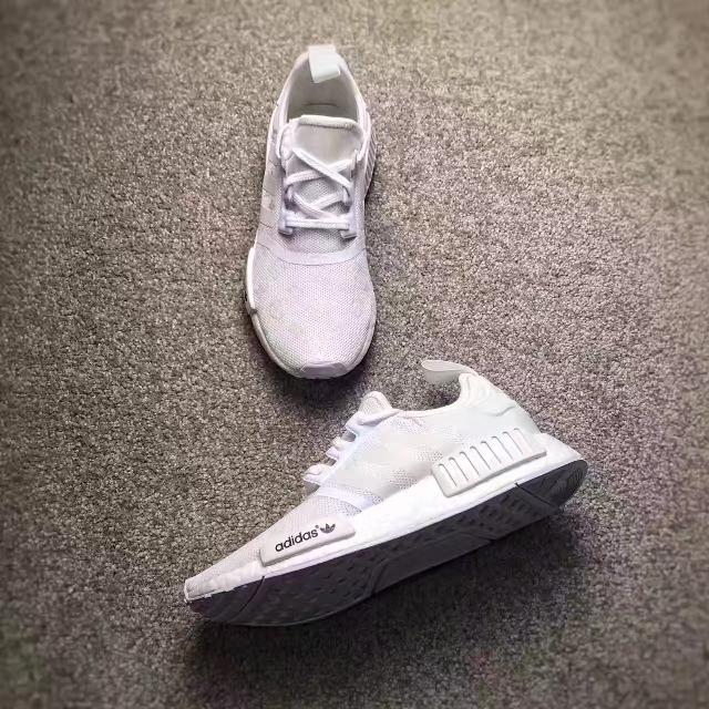 c3e6339afc4 Adidas NMD R1 x LV (Luminous Design), Men's Fashion, Footwear on ...