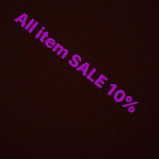All item sale