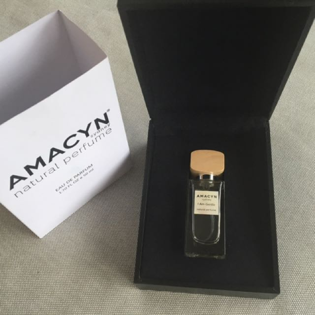 Amacyn Natural Parfume