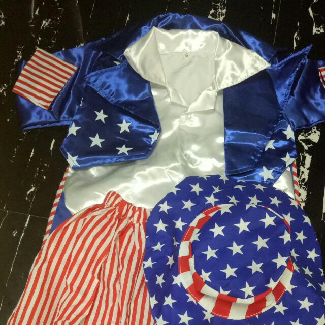 American Costume Un United Nation