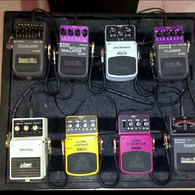 Analog Pedals AS PACK
