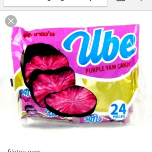 Annie's Ube Candy
