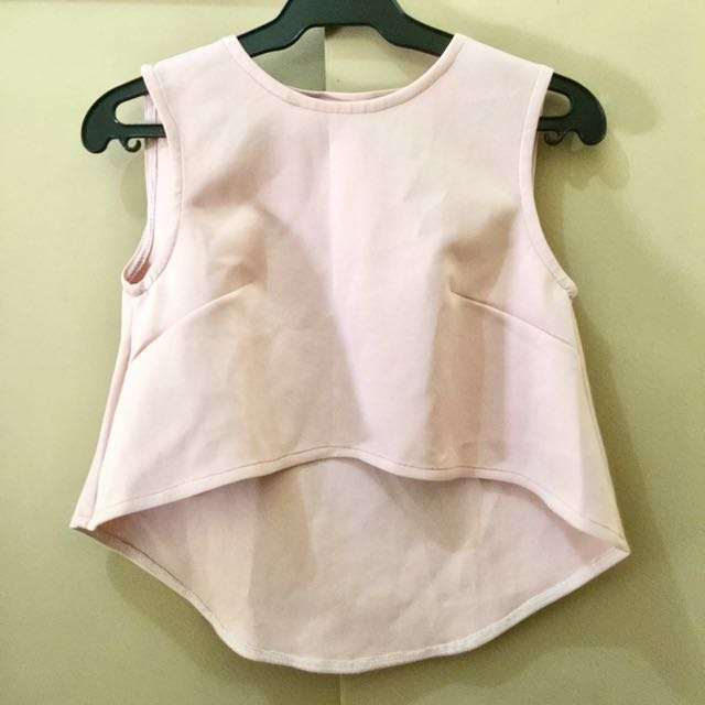 Apartment8 Top in Blush