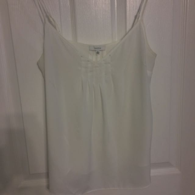 Aritzia size medium tank top
