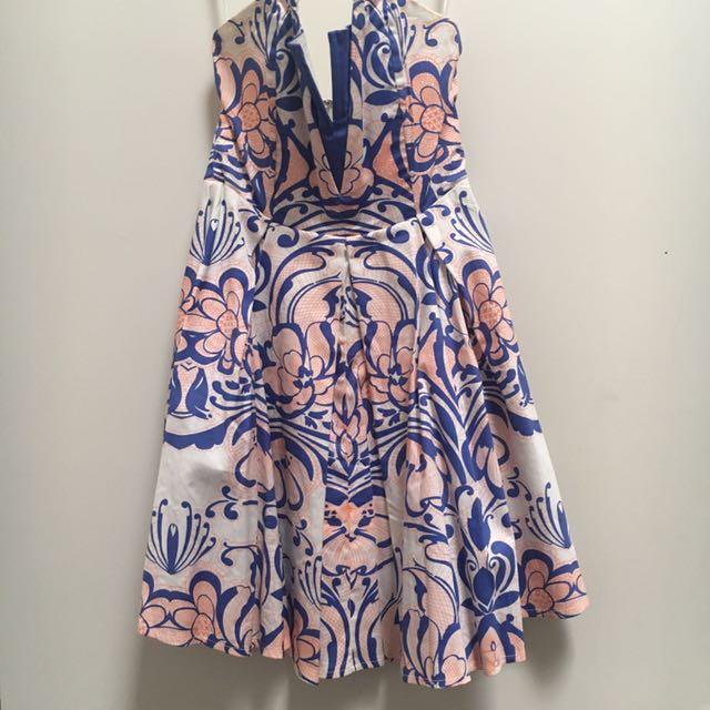 Australian fashion brand Mint cocktail dress