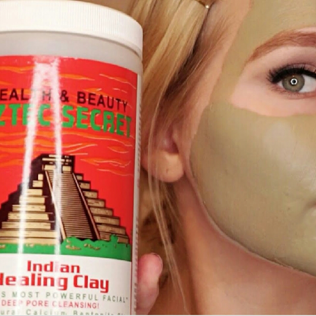 💯Authentic Aztec Indian Healing Clay Mask
