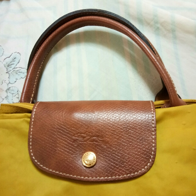 Authentic Longchamp Le Pliage Medium