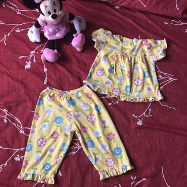 Baby Terno Pajama bundle