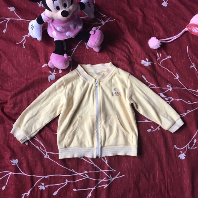 Baby yellow jacket