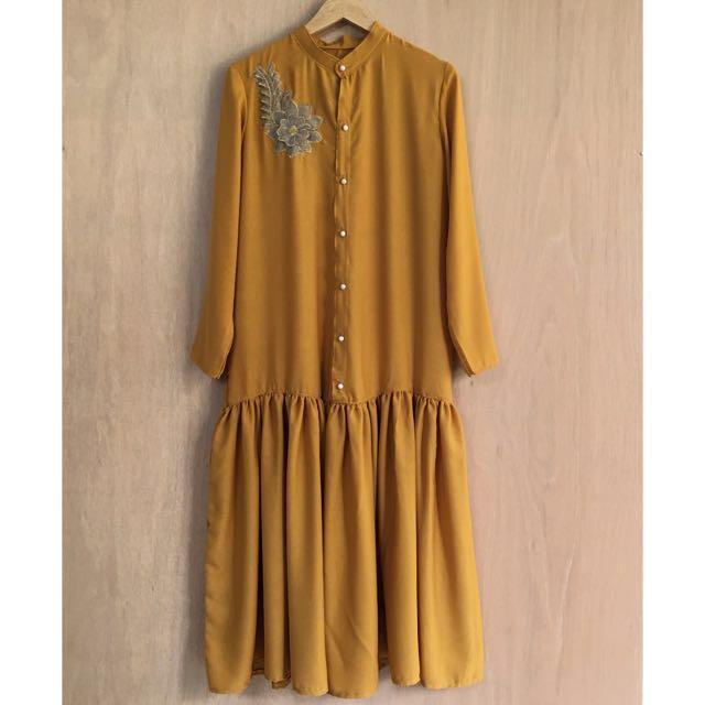 [BARU] Gamis atau Long Dress Muslim
