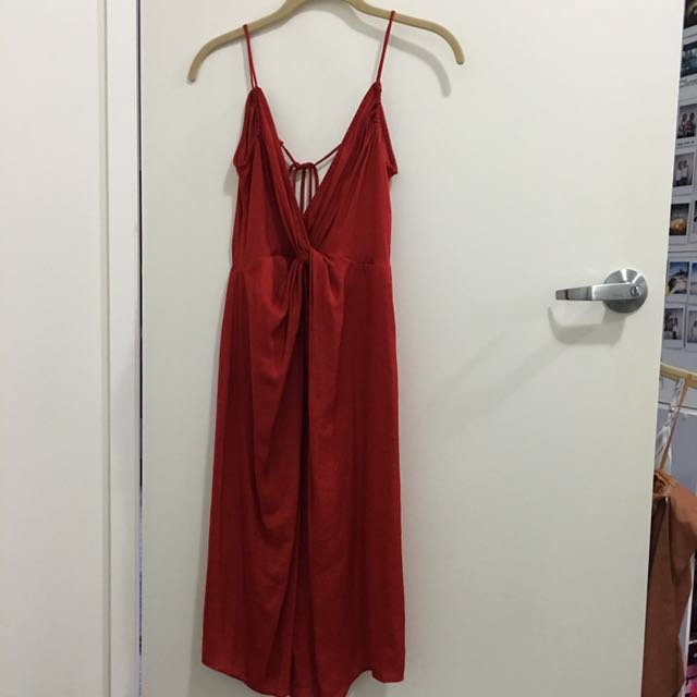 Bec and bridge Casablanca dress