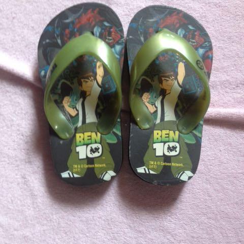 Ben 10 Slippers