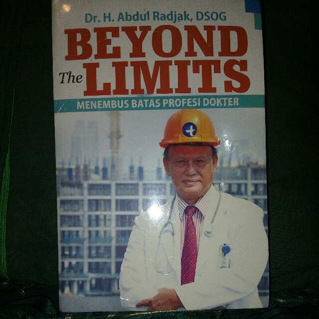 Beyond The Limits: Menembus Batas Profesi Dokter