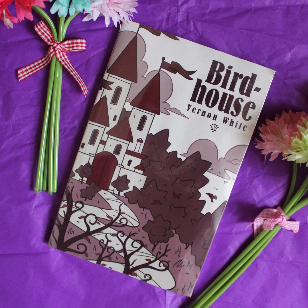 Bird House (Graphic Novel) by Vernon White