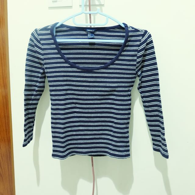 Blue Stripe F21