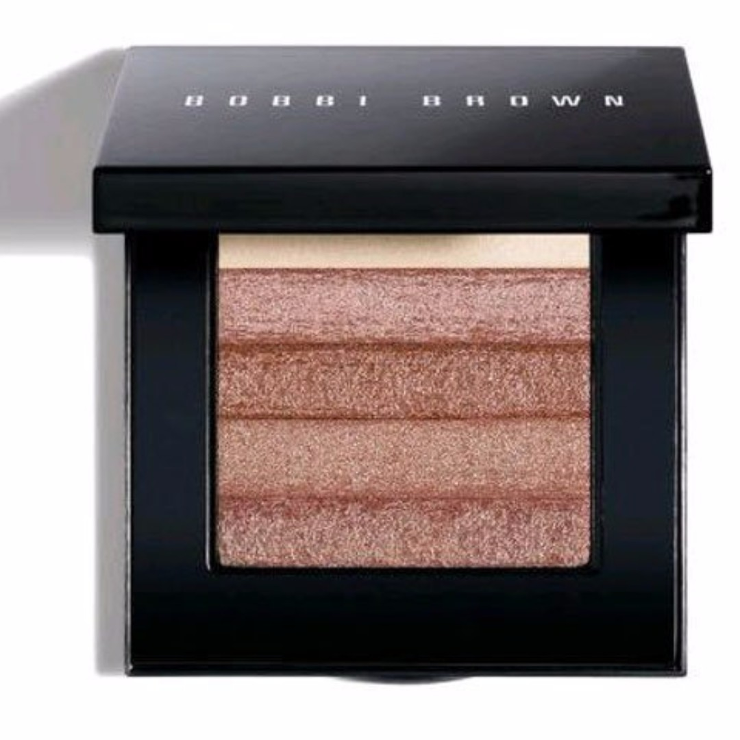 BOBBI BROWN Shimmer Brick Compact TAWNY color