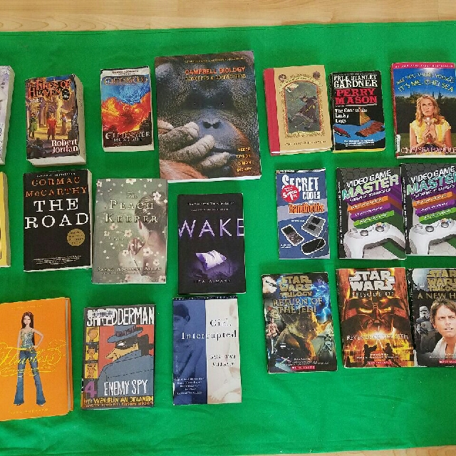 Books/Collage Text Books