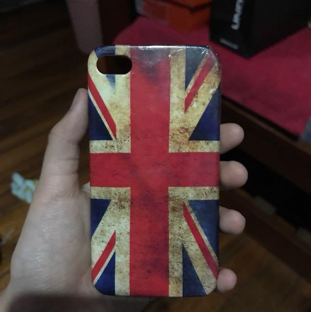 British Flag iPhone 4s Case
