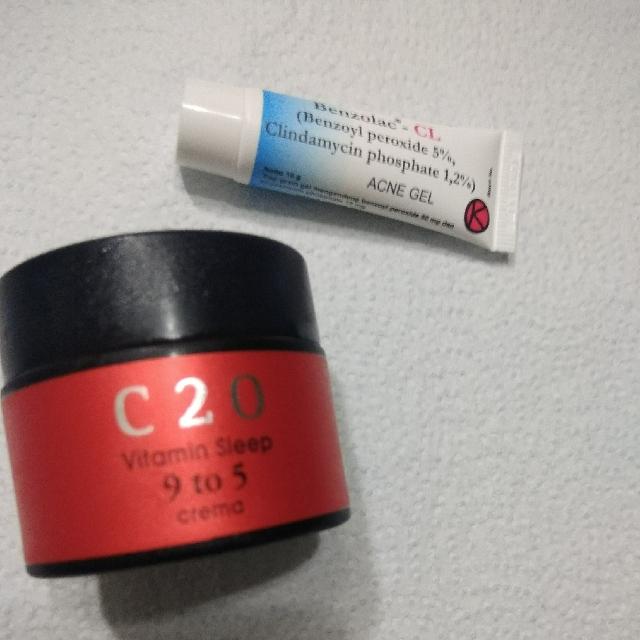 C20 Crema + (free Benzolac Gel)