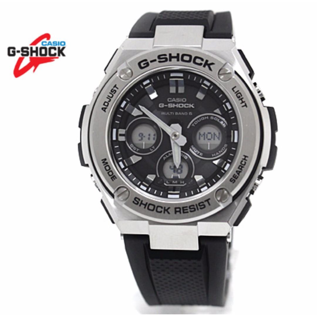 1608c0c5396 Casio G-Shock G-Steel Super Illuminator Mid-Size G-Steel Gsteel ...