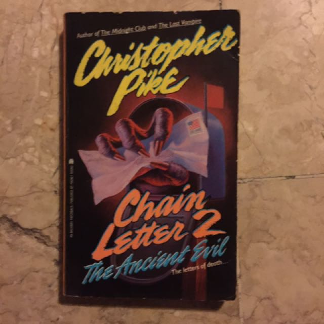 Christopher Pike's Chain Letter II