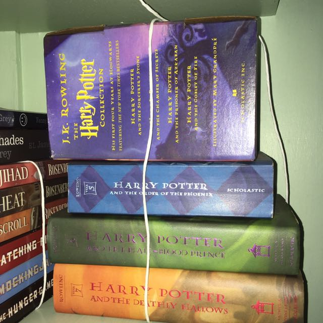 Complete Harry Potter Series