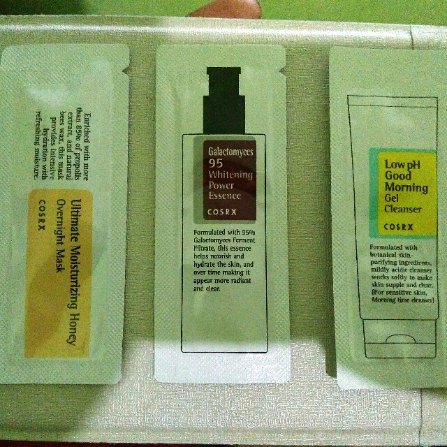 Cosrx Skin Care Routine Sample Pack Take All