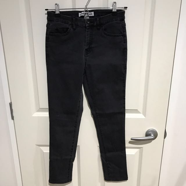 COUNTRY ROAD DARK GREY SKINNY JEANS
