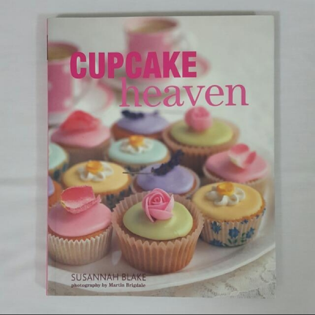 Cupcake heaven cook book