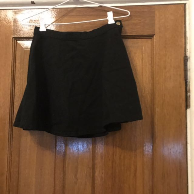 Demin Skirt American Apparel size small