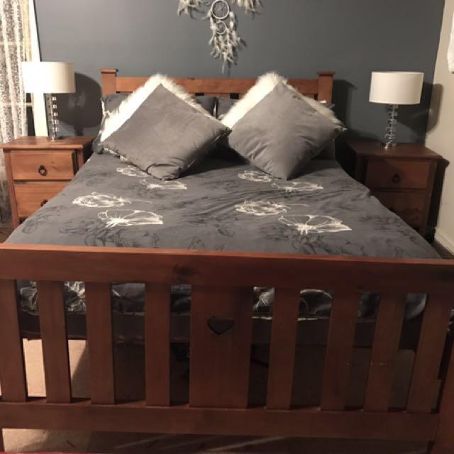 Double Bedroom Suite