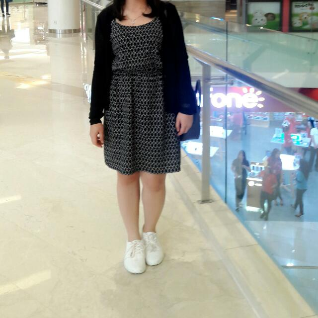 Dress Santai Buat Ke Mall