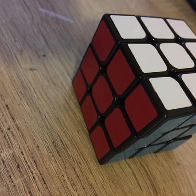 Fast rubiks cube